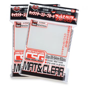 Character Guard Matte Clear
